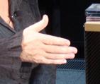 AliceSchwarzer Hand digit ratio