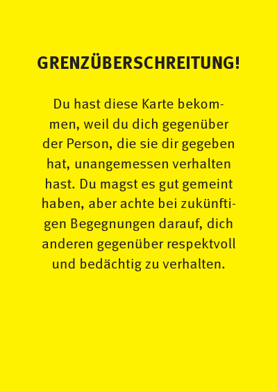 Gelbe Karte Lustig.Creeper Cards Auf Der 29c3 Alles Evolution