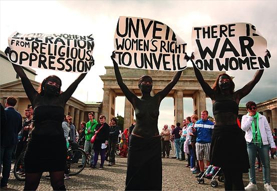 Femen Deutschland Slutwalk