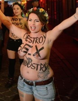 Femen Deutschland Zana Ramadani