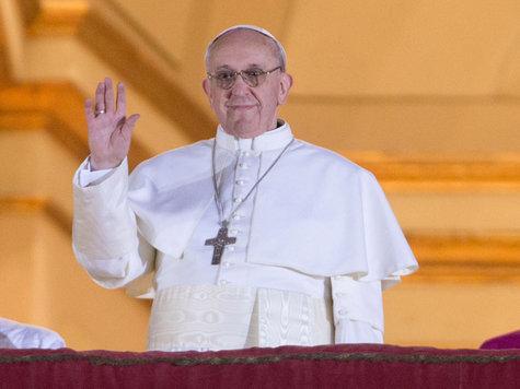 Papst Franziskus Jorge Mario Bergoglio