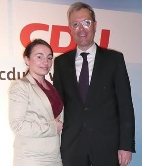Zana Ramadami CDU