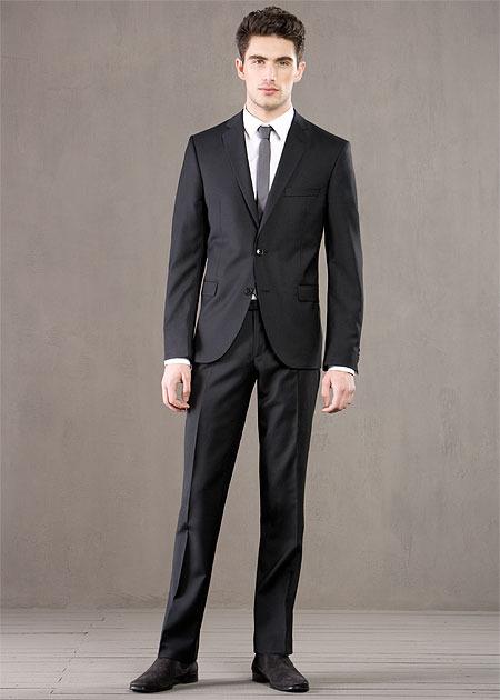 Mann Anzug