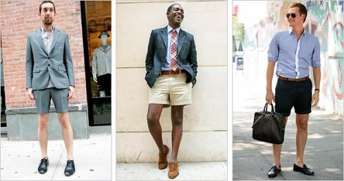 Mann kurze Hose 2