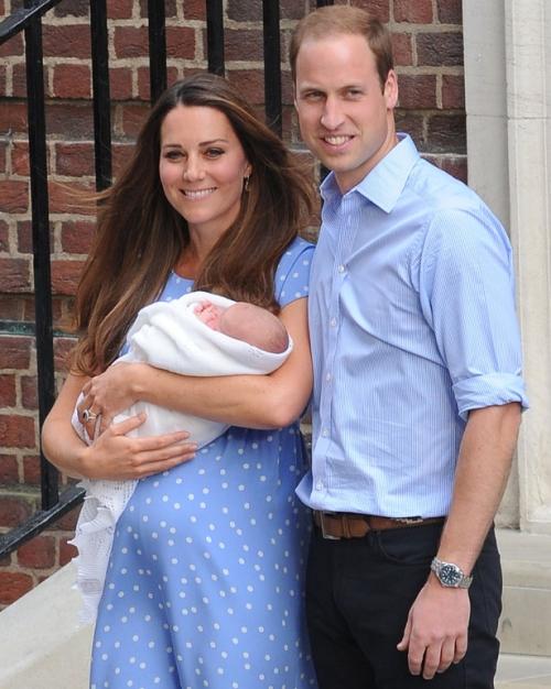 William Kate Baby
