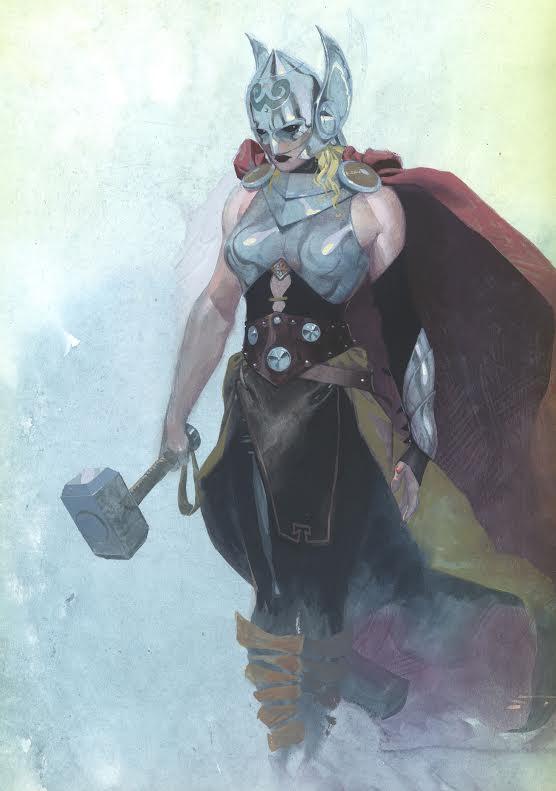 Thor Frau