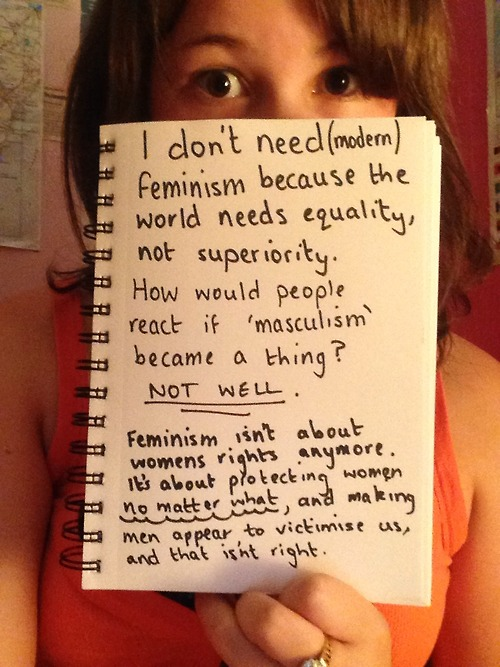 women against feminism 13