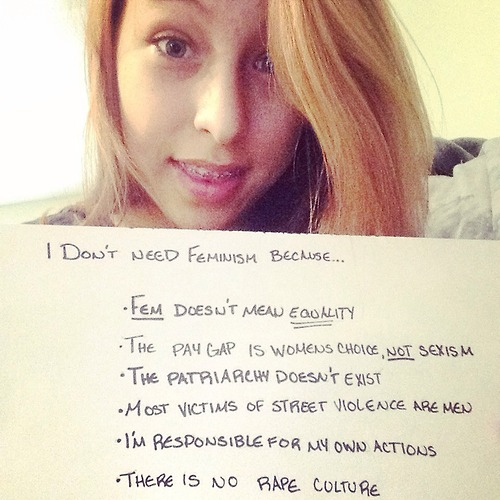 women against feminism 15