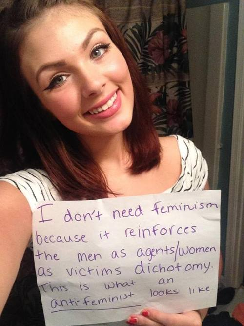 women against feminism 16