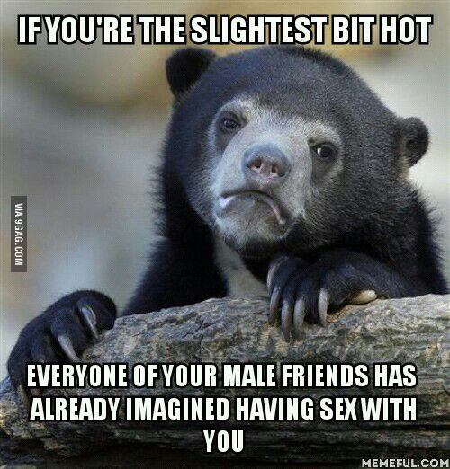 Wenn hübsch, dann Sex vorgestellt
