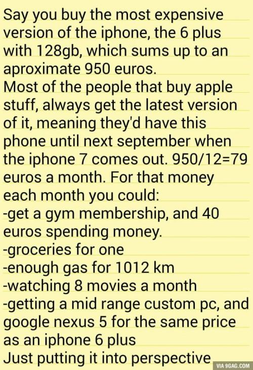 iPhone als Statussymbol