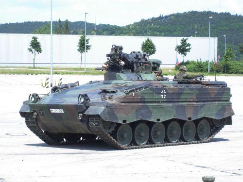 Marder Schützenpanzer