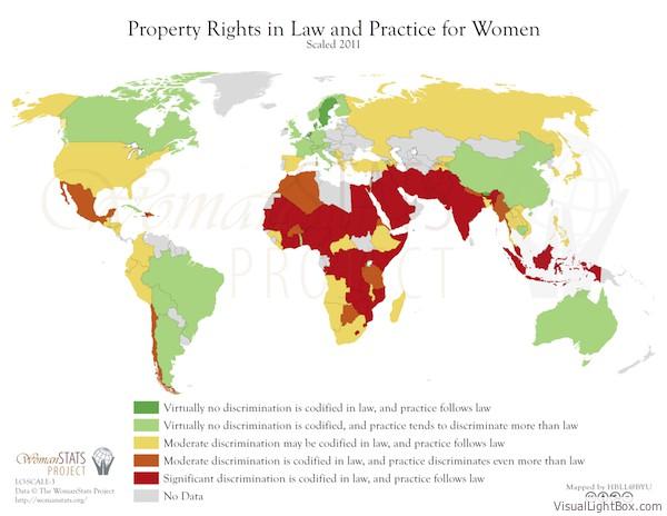 Eigentumsrechte Männer Frauen