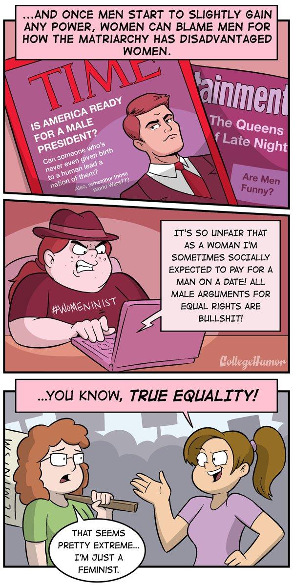 echte Gleichberechtigung