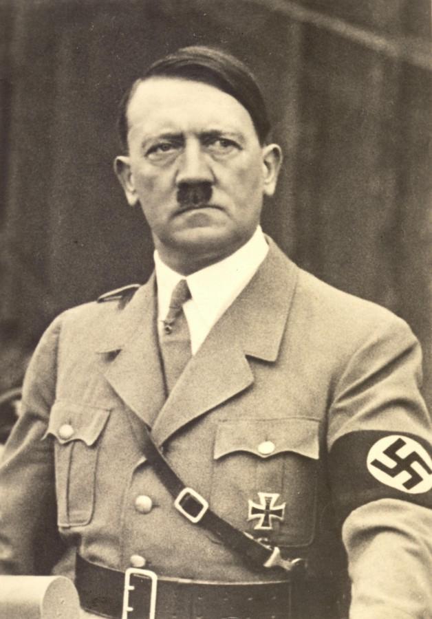 Adolf Hitler entsprach nicht dem arischen Schönheitideal