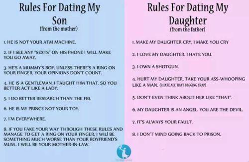 Christian dating regeln für meine tochter