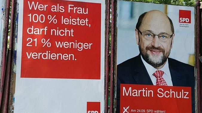 SPD Frauen Lohnlücke aber das Patriarchat ist zu stark