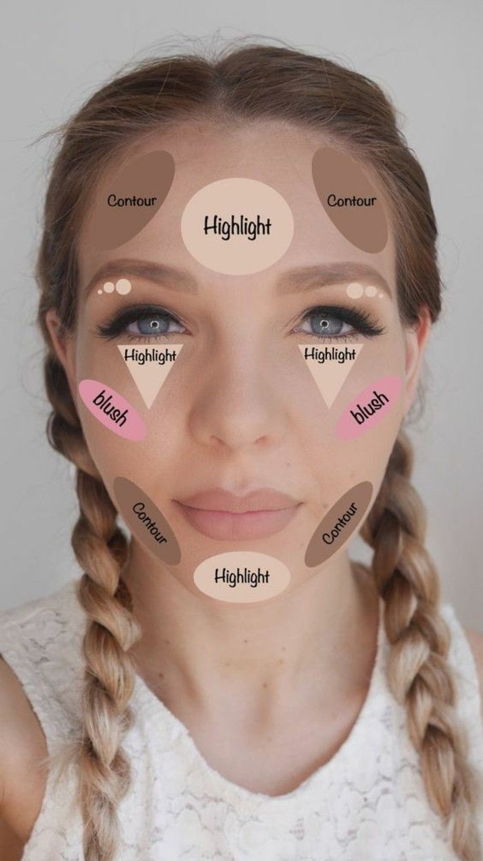 Makeapp Frauen Ohne Makeup Bzw Schminke Alles Evolution