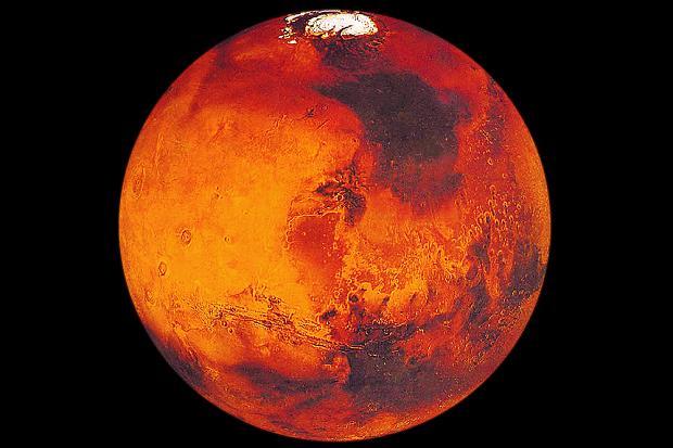 Mars ist der rote Planet, und damit ein PoC (Planet of Color)