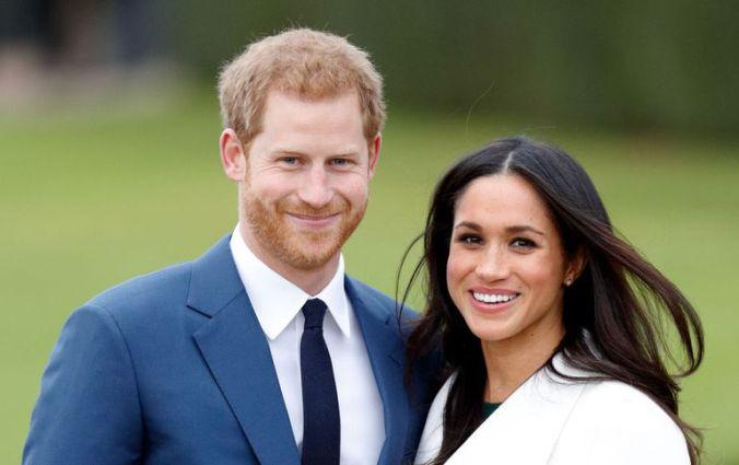 Prinz Harry und Meghan Markle Hochzeit
